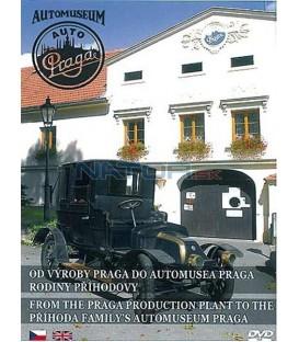 Automuseum Praga DVD