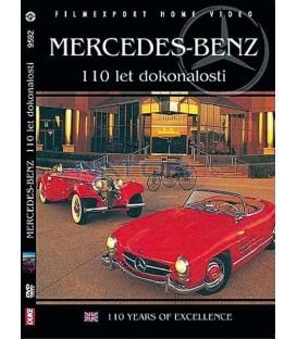 Mercedes-Benz 110 let dokonalosti DVD