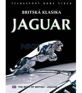 Britská klasika: Jaguar DVD