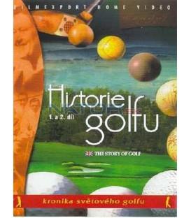 Historie golfu - 1. a 2. díl DVD