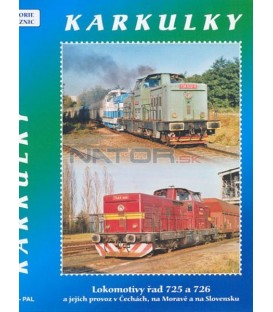 Historie železnic - KARKULKY DVD