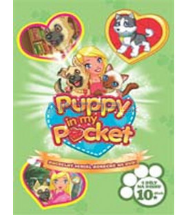 Puppy in my Pocket – 10. DVD (Puppy in my Pocket) – SLIM BOX