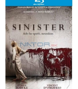 Sinister (Sinister) - Blu-ray