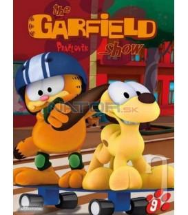 Garfield show 9. - Pračlověk DVD