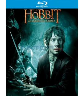 HOBIT: NEOČEKÁVANÁ CESTA (The Hobbit: An Unexpected Journey) - 2 X Blu-ray steelbook