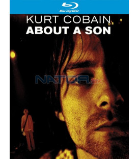 Kurt Cobain – About a Son (Kurt Cobain – About a Son) - Blu-ray