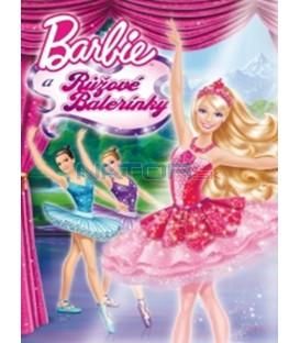 Barbie a Růžové balerínky DVD