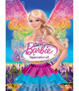 Barbie: Tajemství víl (Barbie: A Fairy Secret) limitovaná edice s přívěškem DVD