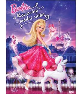 Barbie a Kouzelný módní salón (Barbie In A Fashion Fairytal) imitovaná edice s přívěškem DVD