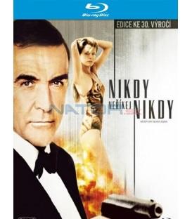 Nikdy neříkej nikdy  (Never Say Never Again)  Blu-ray