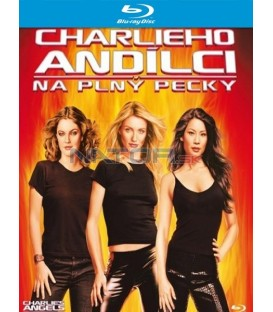 Charlieho andílci: Na plný pecky  (Charlies Angels: Full Throttle) Blu-ray