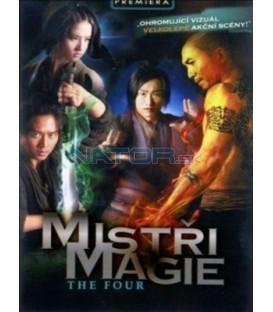 Mistři magie (Si da ming bu) DVD
