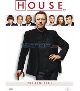 Dr. HOUSE - 8. série / HOUSE M.D, DVD