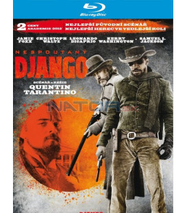 NESPOUTANÝ DJANGO (Django Unchained) - Blu-ray, Exclusive +5 cards + poster A2