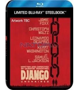NESPOUTANÝ DJANGO (Django Unchained) - Blu-ray, Steelbook