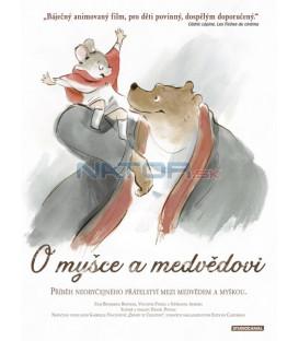 O myške a medveďovi (Ernest et Célestine) DVD