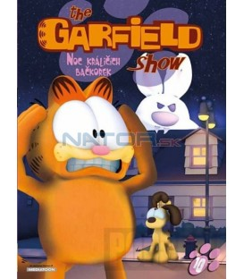 GARFIELD show 10. Noc králíčích bačkorek DVD