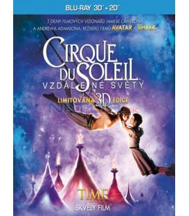 Cirque Du Soleil: Vzdálené světy  (Cirque Du Soleil - Worlds Away) - Blu-ray 3D+2D