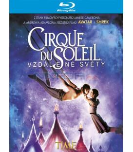 CIRQUE DU SOLEIL Vzdálené světy  (Cirque Du Soleil - Worlds Away) - Blu-Ray