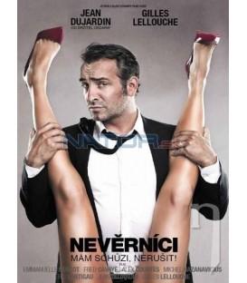 Nevěrníci (Les Infidèles) DVD