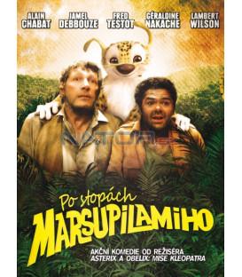 Po stopách Marsupilamiho  (Marsupilami) DVD
