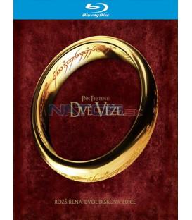 Pán prstenů: Dvě věže (Lord of the Rings: Two Towers-Extended Edition 2BD) - rozšířená edice (2Blu-ray) - steelbook