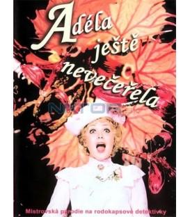 Adéla ještě nevečeřela DVD