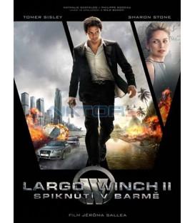 LARGO WINCH 2: SPIKNUTÍ V BARMĚ (Largo Winch II) DVD