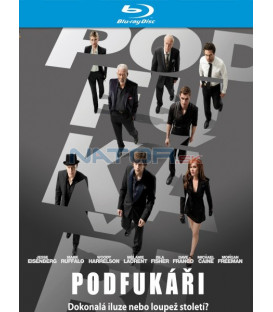 PODFUKÁŘI (Now You See Me) - Blu-ray