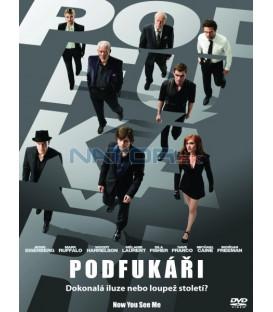 PODFUKÁŘI (Now You See Me) DVD