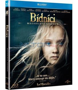 BÍDNÍCI (Misérables) (2012) - DIGIBOOK Blu-ray + CD Soundtrack