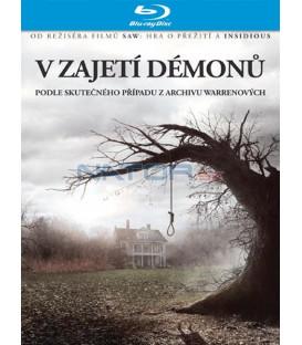 V zajetí démonů (The Conjuring ) 2013  - Blu-Ray