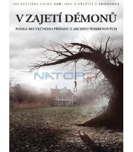 V zajetí démonů (The Conjuring ) 2013 DVD
