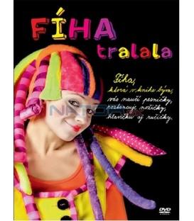 FÍHA TRALALA -  DVD
