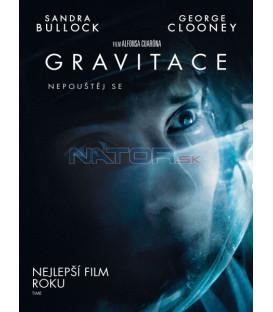 Gravitace (Gravity) DVD
