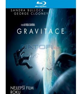 Gravitace (Gravity) - Blu-Ray