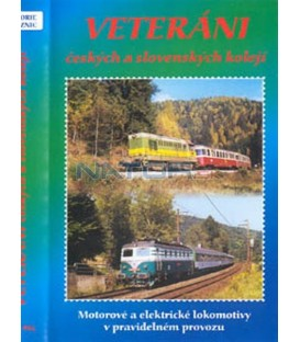 Historie železnic - VETERÁNI ČESKÝCH A SLOVENSKÝCH KOLEJÍ
