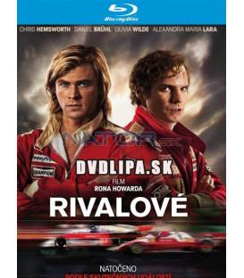RIVALOVÉ (Rush) - Blu-ray