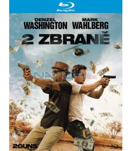 2 ZBRANĚ (2 Guns) - Blu-ray