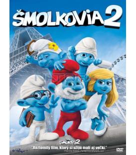 ŠMOULOVÉ 2 (The Smurfs 2) 2013 DVD