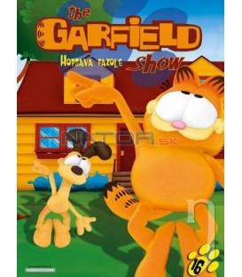 Garfield show 16. - Hopsavá fazole DVD