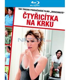 ČTYŘICÍTKA NA KRKU (This Is 40) - Blu-ray