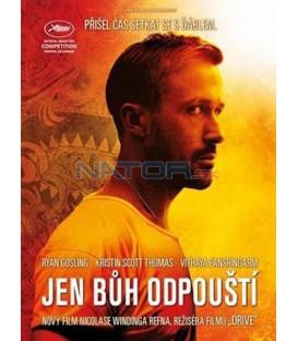 JEN BŮH ODPOUŠTÍ (Only God Forgives) DVD