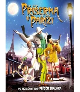 Příšerka v Paříži (Un monstre à Paris) DVD