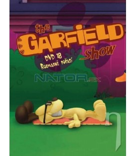 Garfield show 18. - Rozmarné počasí DVD
