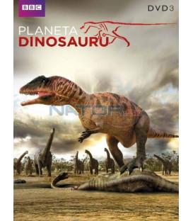 Planéta dinosaurov 3 (Dinosaur Planet) DVD