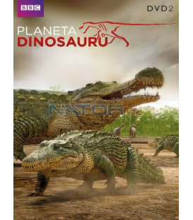 Planéta dinosaurov 2 (Dinosaur Planet) DVD