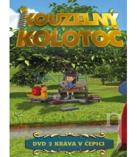 Kúzelný kolotoč DVD 2 - Kráva v čepici (The Magic Roundabout) DVD