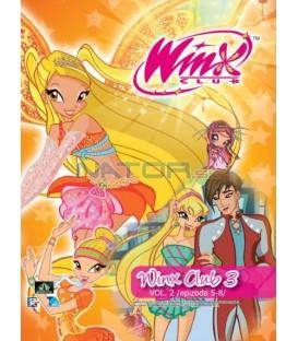 Winx Club séria 3 - (5 až 8 diel) DVD