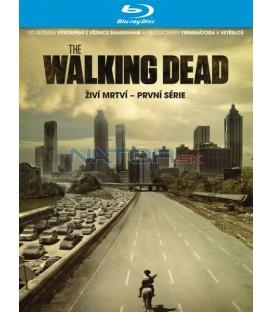 THE WALKING DEAD: Živí mrtví - 1. sezóna 2 x  Blu-ray